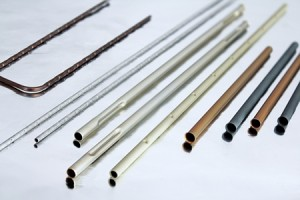 tubes avec traitement de surface